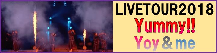 キスマイフット2ライブツアーのイメージ画像