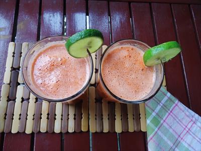 スロージューサーで作ったにんじんジュースなら酵素がたくさん取れる:www.ganyobou.link: