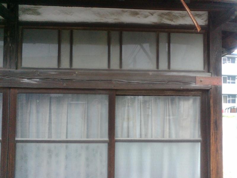 [テクスチャ][窓][木造][ガラス]