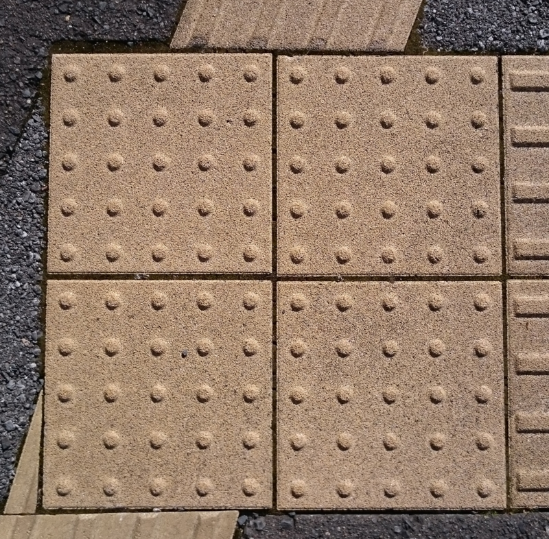 [テクスチャ][地面][道路][点字ブロック]