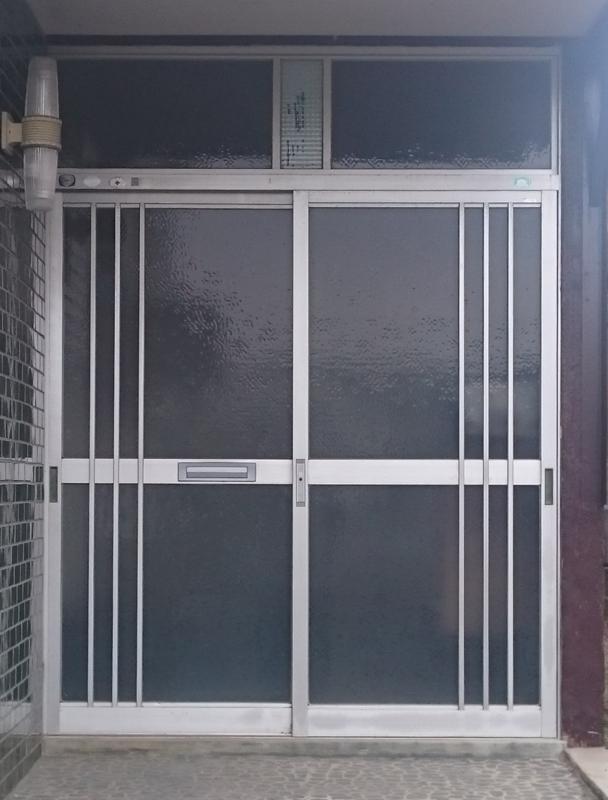 [テクスチャ][扉][ドア][金属][ガラス]
