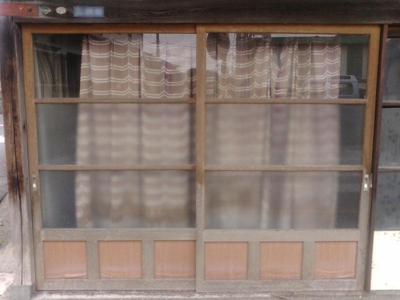 [テクスチャ][扉][木造][ガラス]