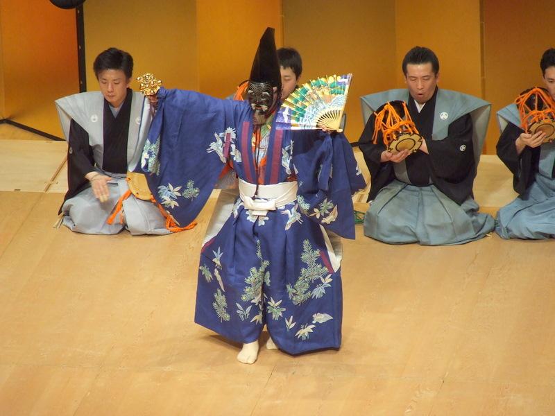 「三番三」山本泰太郎(第15回日本伝統文化振興財団賞) 2011.5.31