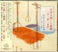 CD「日中を旅した楽器  ―三弦・三線・三味線―」(横浜能楽堂)