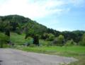 桑取の風景