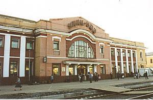 ウラン・ウデ駅