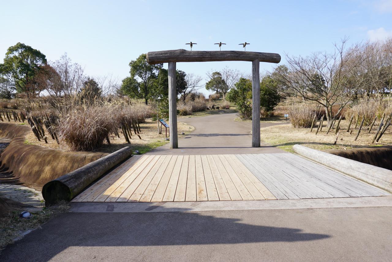f:id:jarannu:吉野ヶ里遺跡