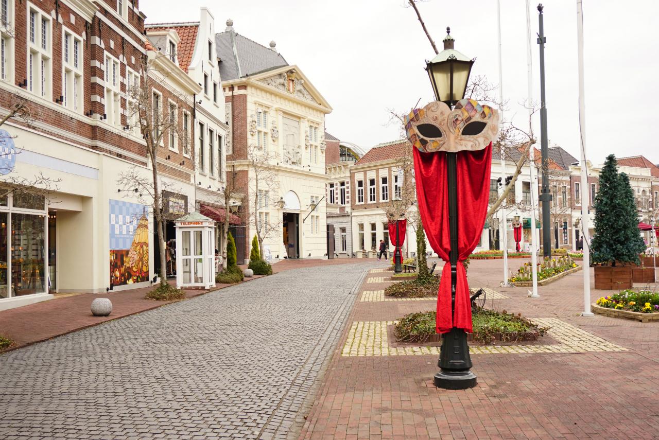 アムステルダムシティ