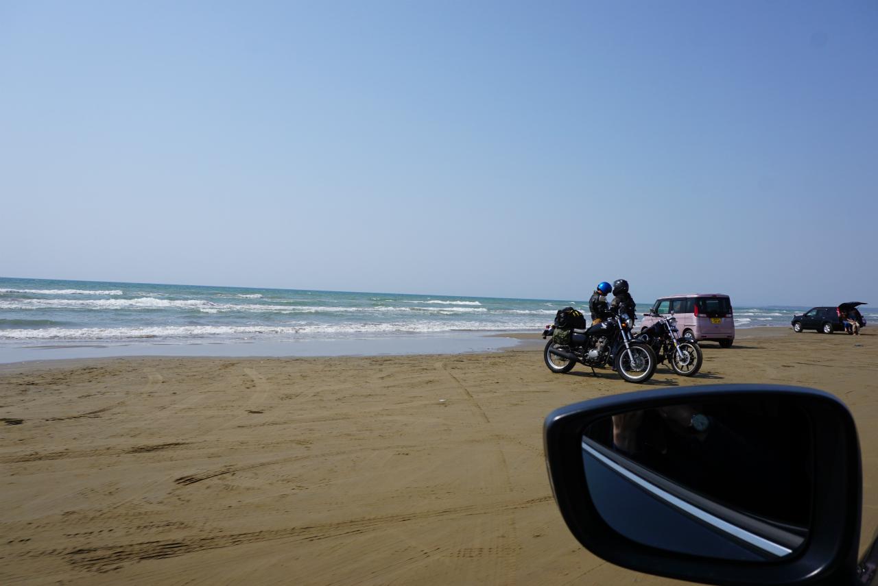 バイク なぎさドライブウェイ