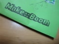 Make::Booth 缶バッジ