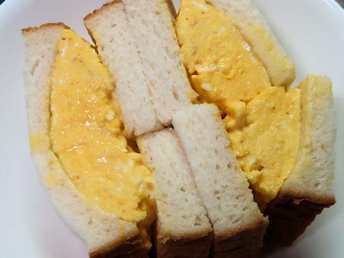 だし巻き卵サンド