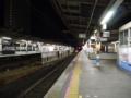 [建物][LUMIX G X VARIO PZ 14-42mm]始発前の錦糸町駅