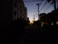 [空][LUMIX G X VARIO PZ 14-42mm]日の出