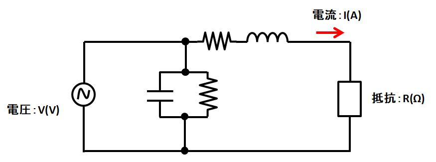 分布定数簡易回路