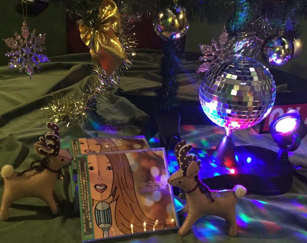 メリークリスマスソングフォーユー 鈴木リエ(輪)