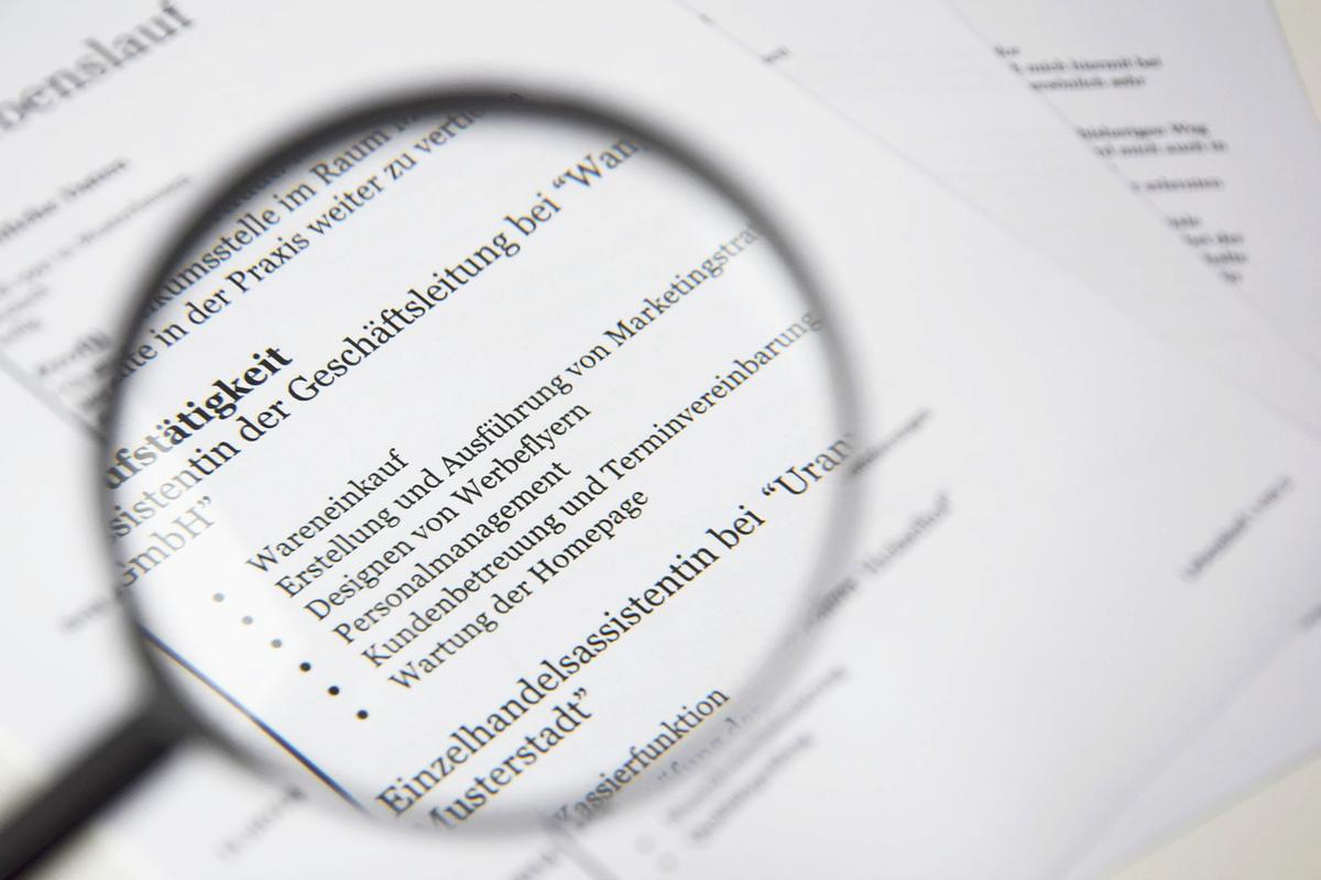 転職キャリアアップ - 5つのよくある履歴書と職務経歴書作成の間違い