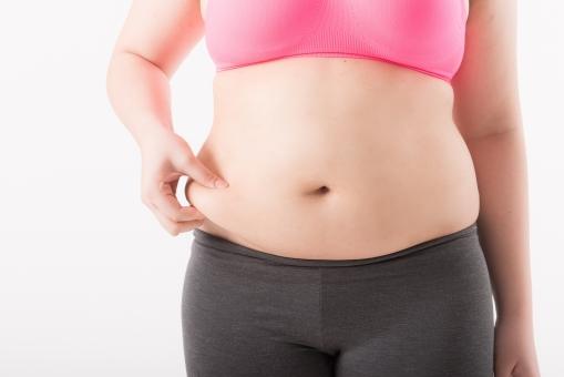 肥満の女性