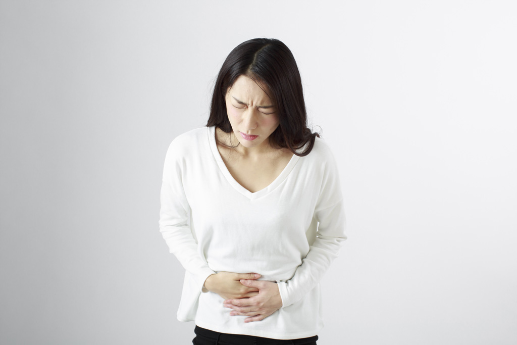 子宮内膜症でお腹が痛いです。