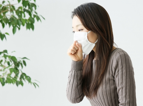 長引く咳喘息にお悩みのかた、家族にいらっしゃいませんか?