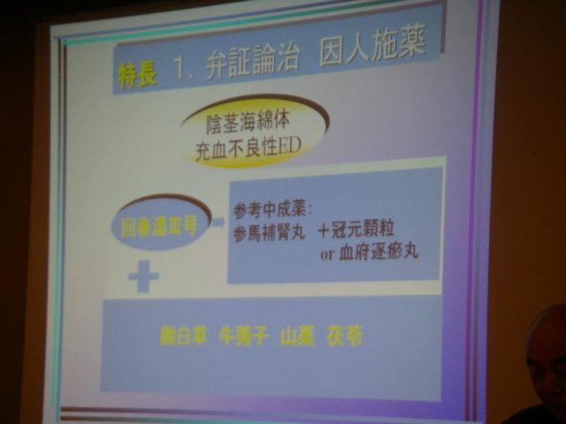 中医漢方男科の特長と将来性