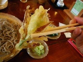 うるいの天ぷら