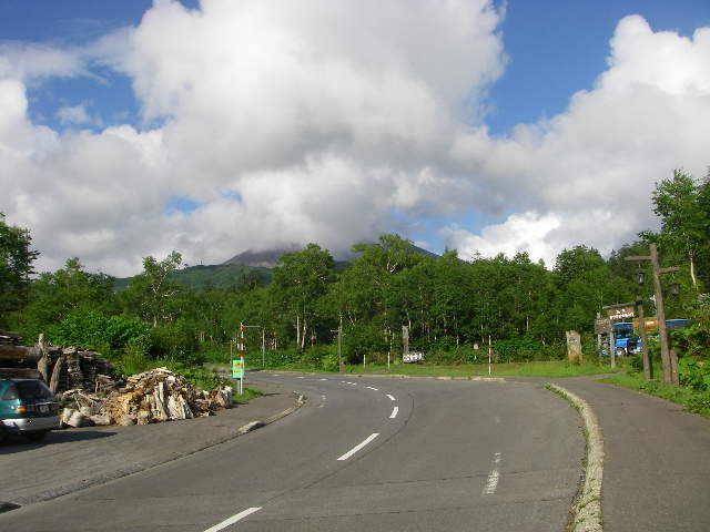 北海道大雪山国立公園 「旭岳展望」