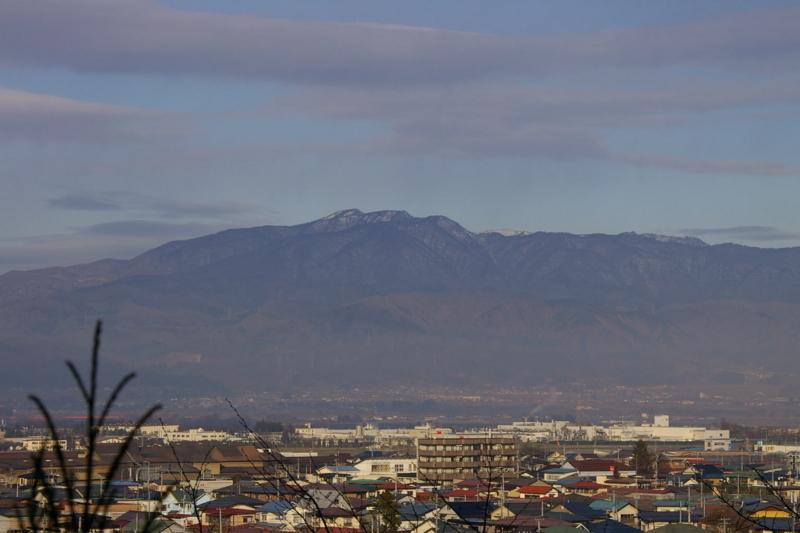 葉山の風景です