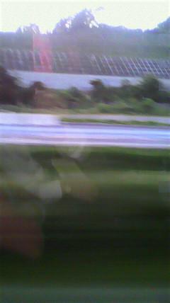 山形新幹線車窓の風景