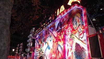 ロンドン・ピカデリーサーカス