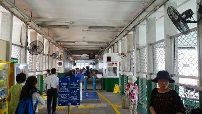 香港スターフェリー乗り場