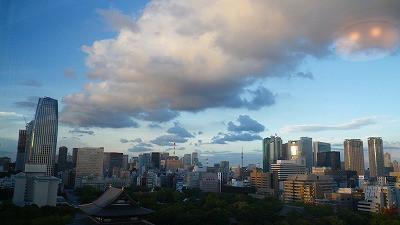 東京港区芝からの眺めです