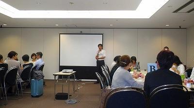 中医学講師による症例検討会