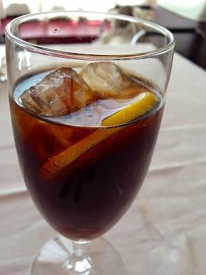 久し振りにコーラを飲みましたが、美味しかったです。