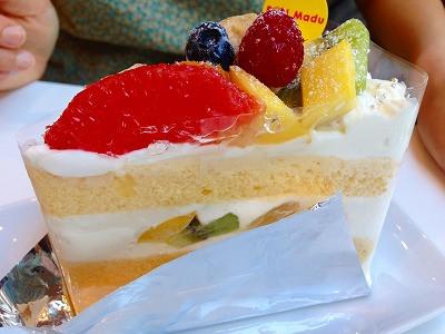 ストロベローケーキ