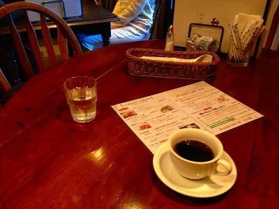 昨日の日曜日、年の瀬恒例の仲人さんに妻と年末の挨拶に立ち寄って、その帰りに七日町のクラシックカフェに行きました。
