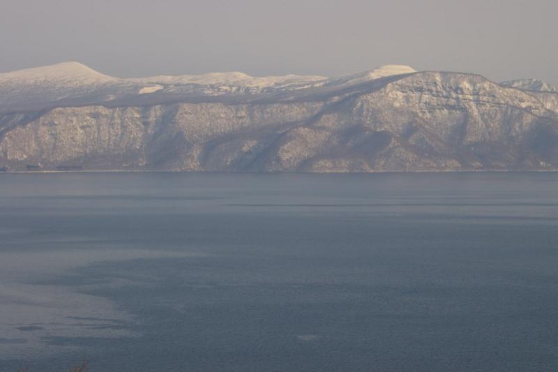 I十和田湖 発荷峠からの眺め