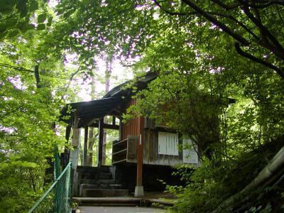 川原湯温泉「聖天様の露天風呂」