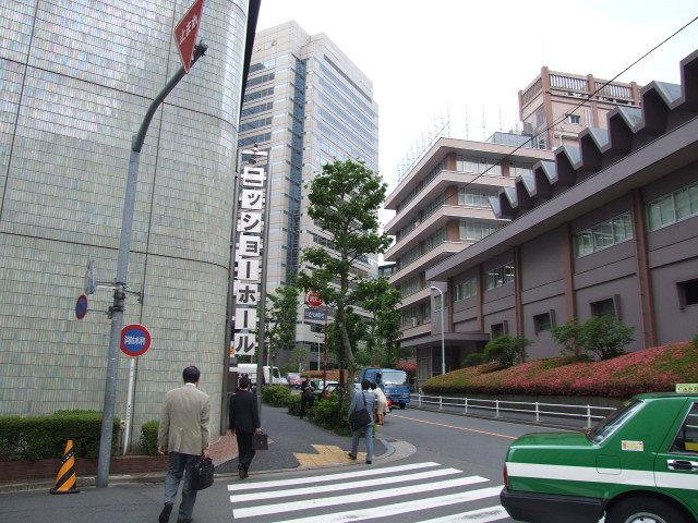 虎ノ門 ニッショーホール
