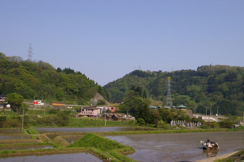 富山県砺波市庄川町