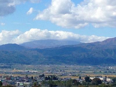 月山と葉山