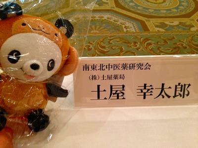 申年のパンダ