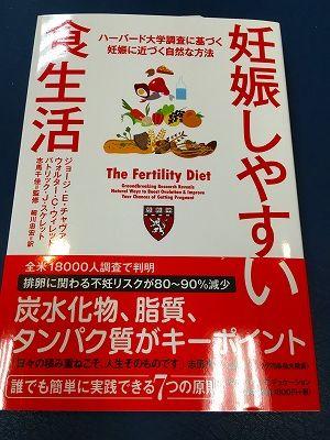 「妊娠しやすい食生活」