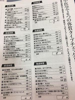 クロワッサンプラス中医学読本