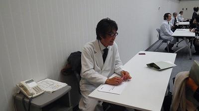 薬剤師 土屋幸太郎の漢方相談の風景