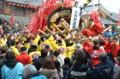 京都新聞写真コンテスト 左義長祭り