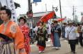 京都新聞写真コンテスト  時代行列(草津祭り)