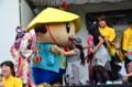 京都新聞写真コンテスト  祭り一景(草津まつり)