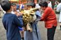 京都新聞写真コンテスト 祭り一景