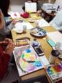 アートセラピスト養成講座 色彩とアート