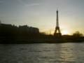 [旅行][フランス][2006-12]エッフェル塔